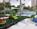 Playground + Piscina Infantil
