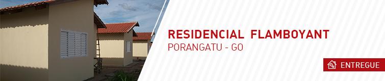 Residencial Flamboyant – Porangatu GO
