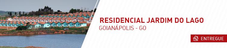 Residencial Jardim do Lago – Goianápolis GO