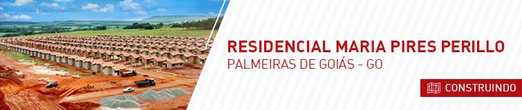 Residencial Maria Pires Perillo – Palmeiras de Goiás GO