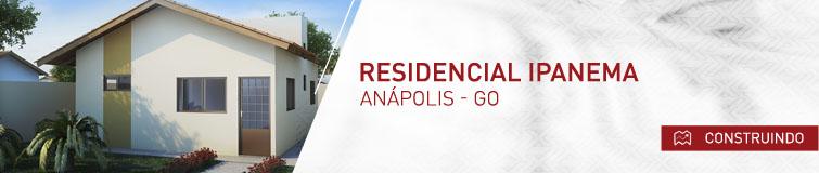 Residencial Ipanema – Anápolis GO